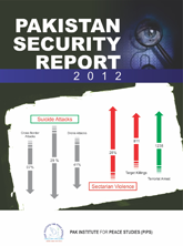 Book Cover: Pakistan Security Report 2012