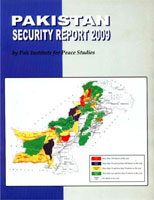 Book Cover: Pakistan Security Report 2009