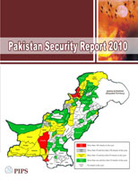 Book Cover: Pakistan Security Report 2010