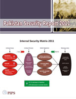 Book Cover: Pakistan Security Report 2011
