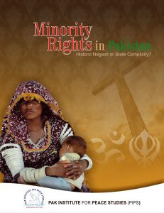 Book Cover: Minority Rights in Pakistan: Historic Neglect or State Complicity?