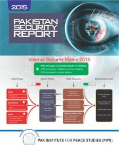 Book Cover: Pakistan Security Report 2015