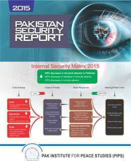 Pakistan Security Report 2015 – Pak Institute For Peace