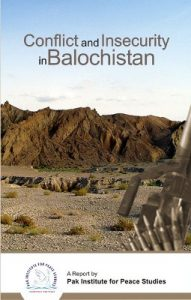 Book Cover: Conflict and Insecurity in Balochistan