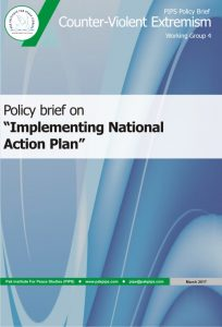 Book Cover: National Policy brief-4 Implementing National Action Plan
