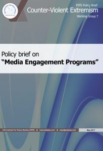 Book Cover: National Policy brief-7 Media Engagement Programs