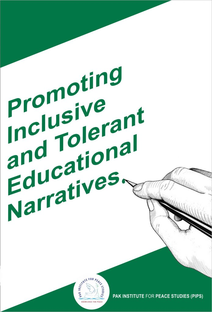 Book Cover: Promoting Inclusive and Tolerant Educational Narratives