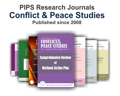 Pak Institute For Peace Studies Pvt Ltd  (PIPS) – An