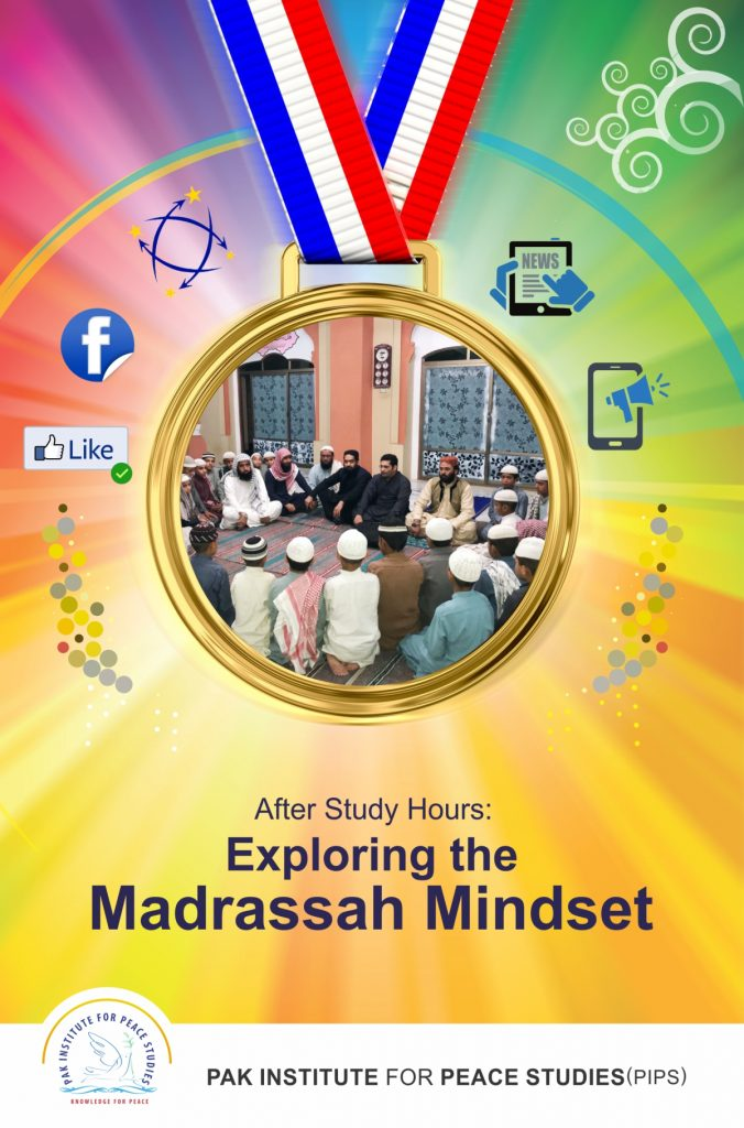 Book Cover: After Study Hours: Exploring the Madrassah Mindset