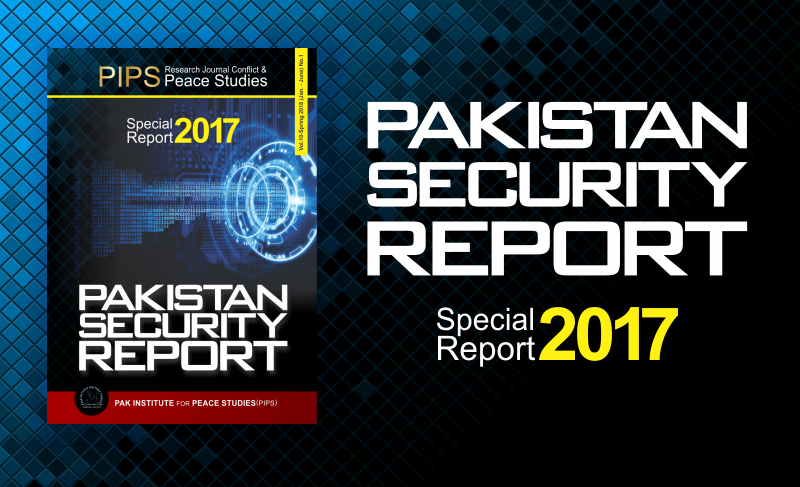 Book Cover: Pakistan Security Report 2017 Full Report