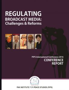 Book Cover: Regulating Broadcast Media: Challenges & Reforms