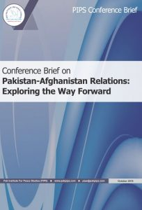 Book Cover: PIPS Conference Brief