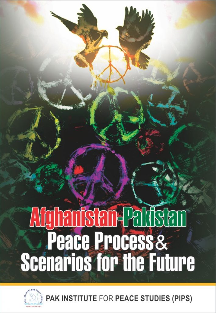 Book Cover: Afghanistan-Pakistan Peace Process and Scenarios for the Future