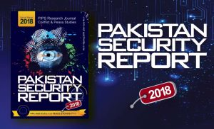 Book Cover: Pakistan Security Report 2018