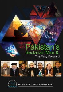Book Cover: Pakistan's Sectarian Mire & The Way Forward