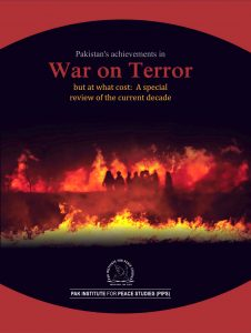 Book Cover: Pakistan's achievements in war on terror but at what cost: a special review of the current decade
