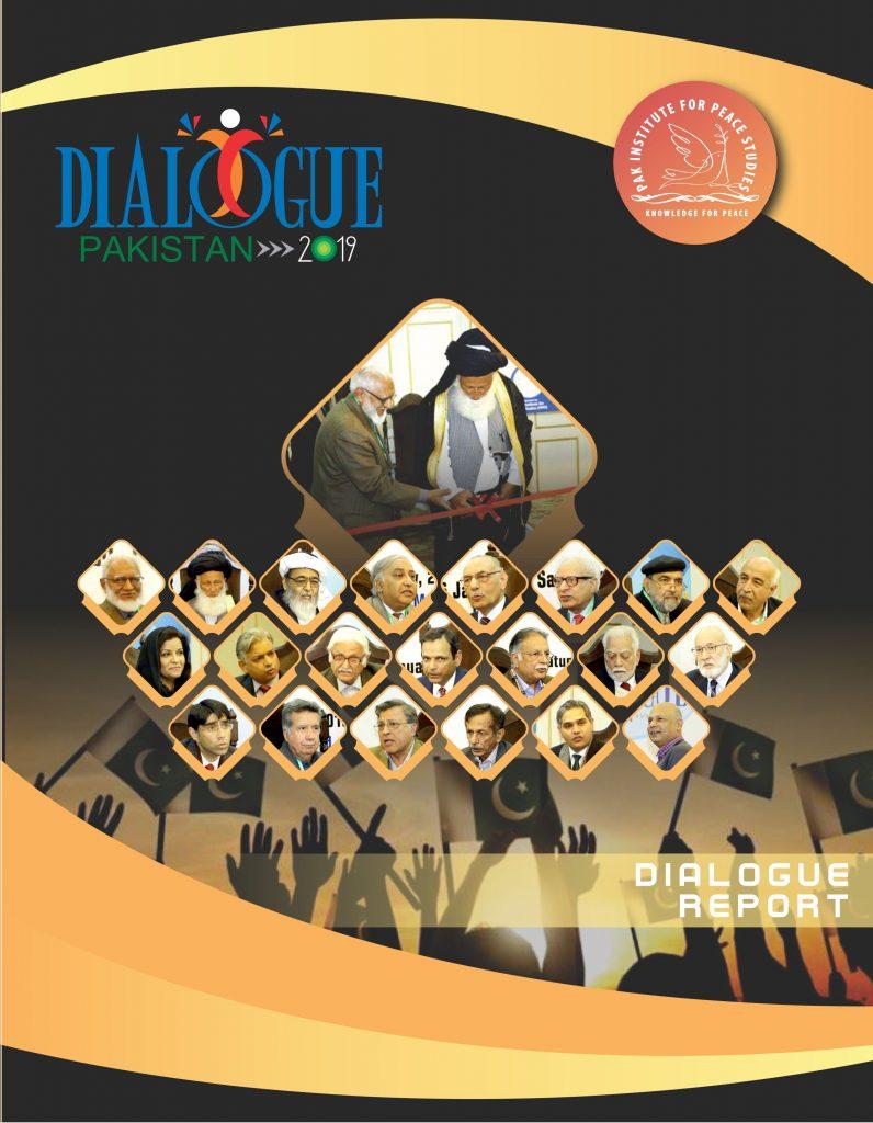 Book Cover: Dialogue Pakistan 2019 report