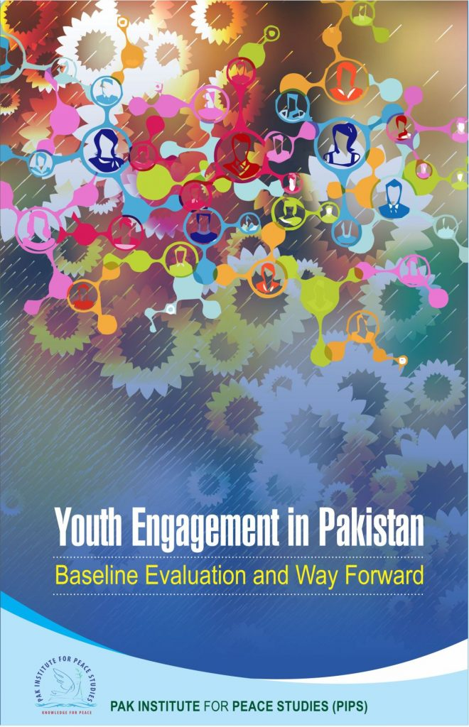 Book Cover: Youth Engagement in Pakistan: Baseline Evaluation and Way Forward