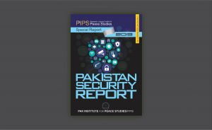 Book Cover: Pakistan Security Report 2019